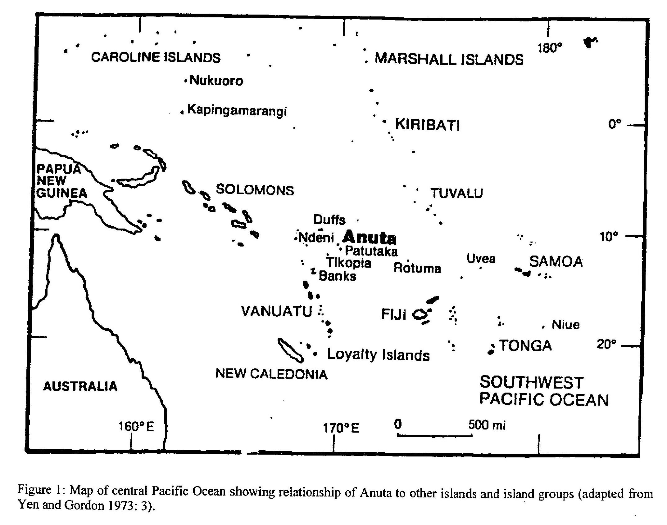 Map of South Pacific with Anuta-with caption